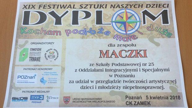 XIX Festiwal Sztuki Naszych Dzieci