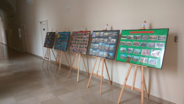 Wystawa pocztówek