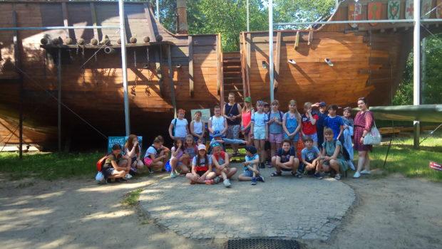 Wycieczka edukacyjno-sportowa do Puszczykowa