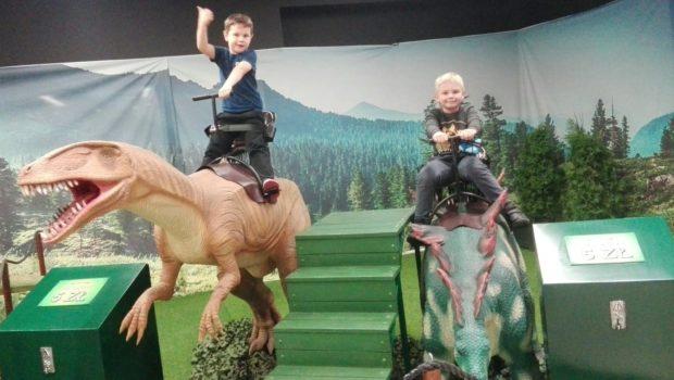 W krainie dinozaurów